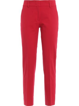 Piazza Sempione High Waist Trousers