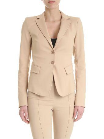 Patrizia Pepe Stretch Cotton Jacket