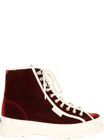 Superga High Top Alpina Sneakers
