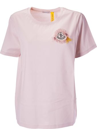 Moncler Genius Logo Patch T-shirt