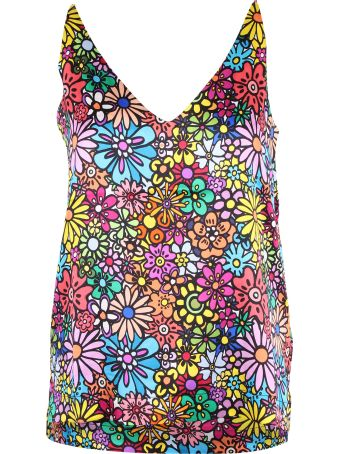 Ultrachic Silk Tank Top
