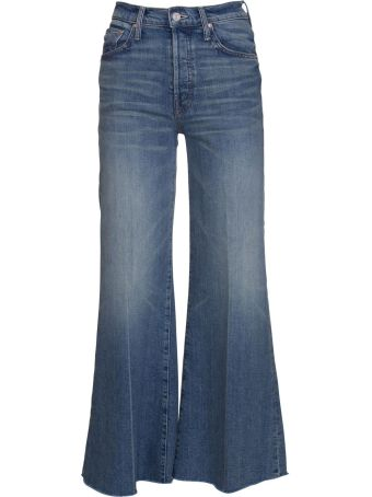 Mother Jeans In Blue