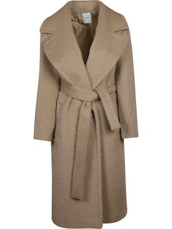 Agnona Tie-waist Coat