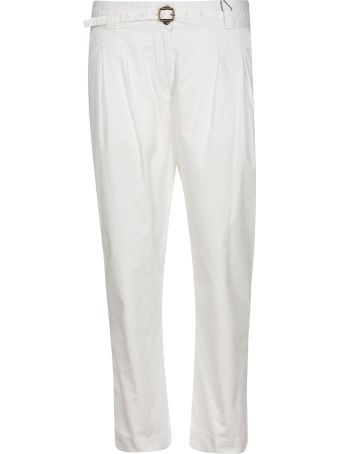 Woolrich Buckled Trousers