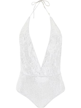 Oseree Micro Sequins Swimsuit