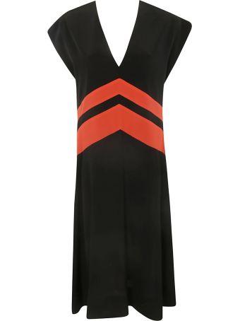 Givenchy V-neck Dress