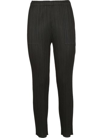 Issey Miyake Pleats Please By Issey Miyake Pleated Trousers