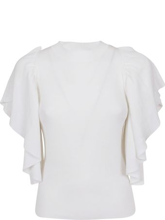 See by Chloé Flared Blouse