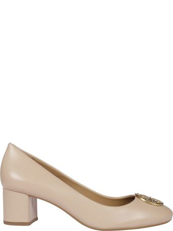 Tory Burch Chelsea Block Heel Pumps