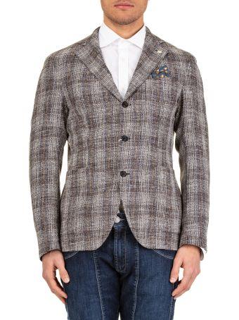 Manuel Ritz Manuel Ritz Cotton Blend Jacket