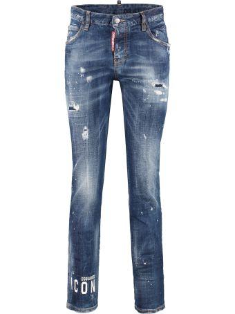 Dsquared2 Cool Girl 5-pocket Jeans