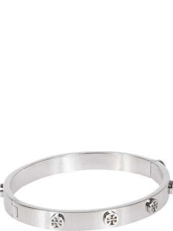 Tory Burch Logo Studded Bracelet