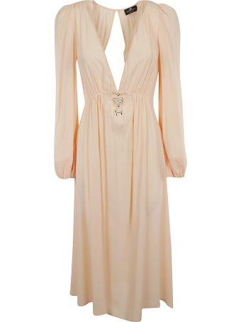 Elisabetta Franchi Celyn B. Elisabetta Franchi For Celyn B. V-neck Long Dress