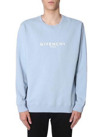 Givenchy Sweatshirt With Logo Print