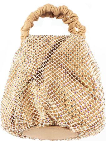 Gedebe Ydra Nude Bucket Bag