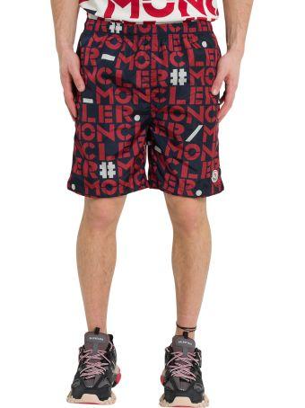 Moncler Genius Bermuda Shorts By 1952