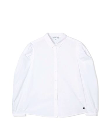 Simonetta Kids White Shirt
