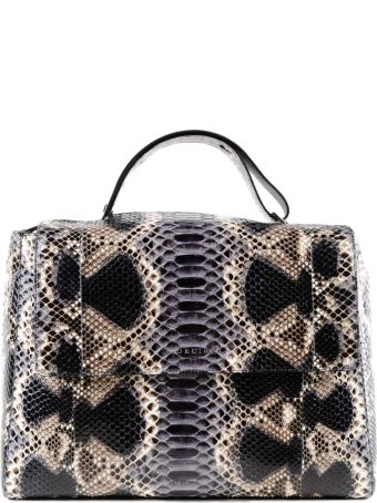 Orciani Spa Snake Tote