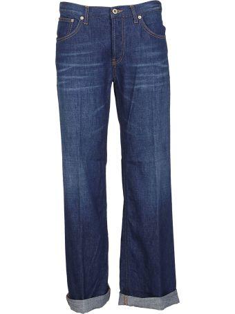 Dondup Classic Straight-leg Jeans
