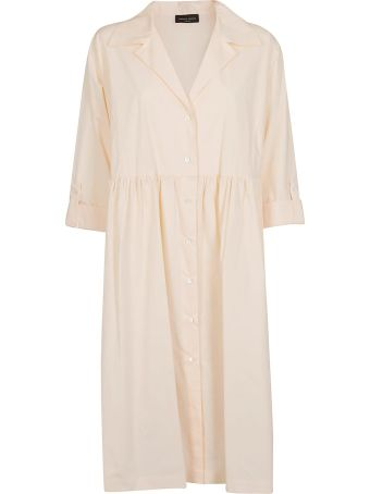 Roberto Collina Buttoned Dress
