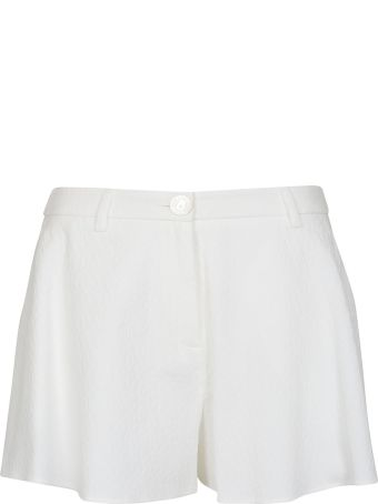 Boutique Moschino Buttoned Shorts