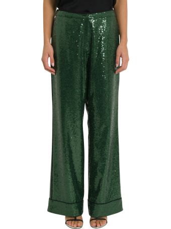 In The Mood For Love Loren Sequined Pyjama Print