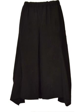 Comme des Garçons Comme des Garçons Deconstructed Midi Skirt