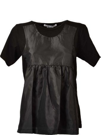 Comme des Garçons Comme des Garçons Ruffle Detail T-shirt