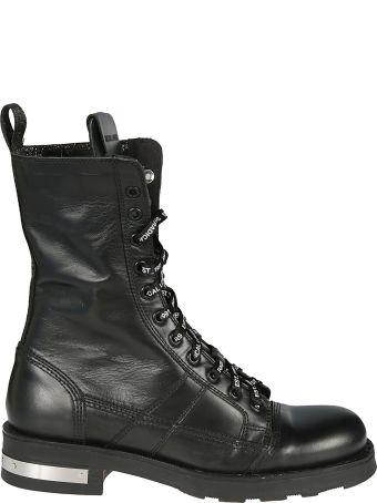 OXS Stewart Lace-up Boots