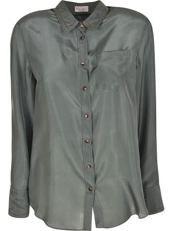 Brunello Cucinelli Loose Fit Shirt
