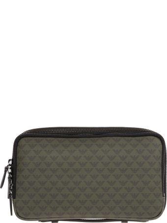 Emporio Armani  Travel Toiletries Beauty Case Wash Bag