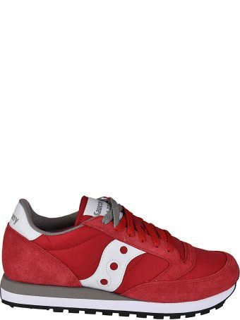 Saucony Sneaker Jazz O' Red