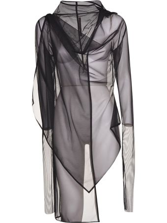 Rick Owens Lilies Sheer Jacket