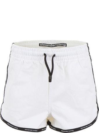 Alexander Wang Shorts With Logo Band