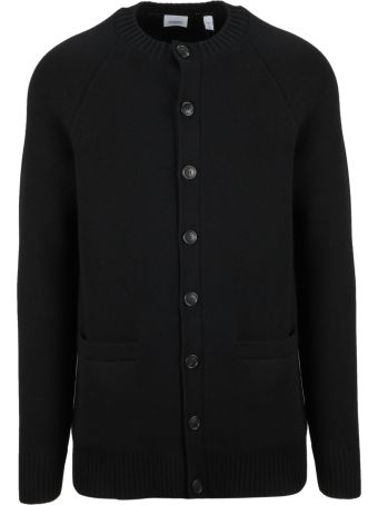 Burberry Long Buttoned Cardigan