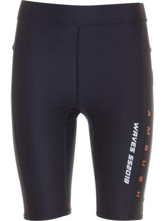 AMBUSH Black Slim Shorts