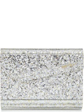 Jimmy Choo Bag Glitter Plexy
