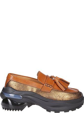 Maison Margiela Ridged Sole Loafers
