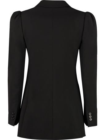 RED Valentino Stretch Double-breasted Blazer