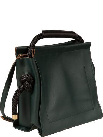 Zucca Rope Handle Shoulder Bag