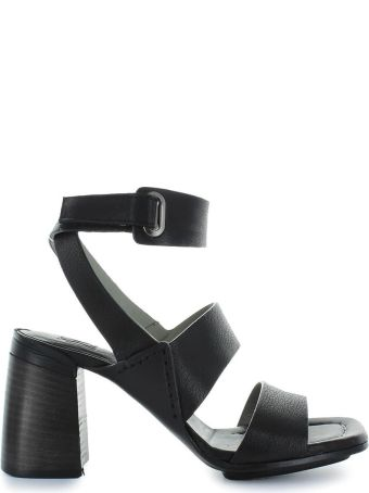 IXOS Black Heeled Sandal