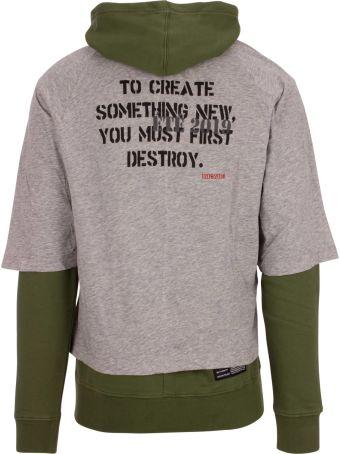 Ben Taverniti Unravel Project Sweatshirt