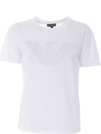Emporio Armani Tone On Tone Logo T-shirt
