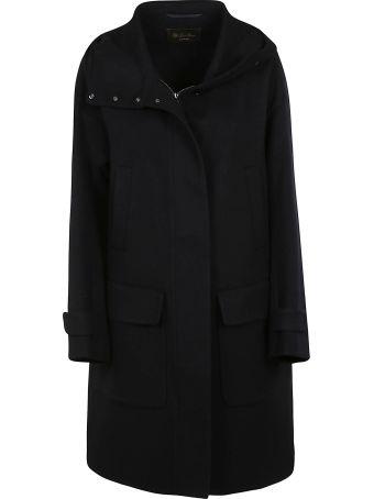 Loro Piana Zip-up Coat