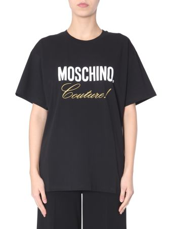Moschino Round Neck T-shirt