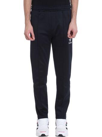 Hummel Black Cotton Trousers
