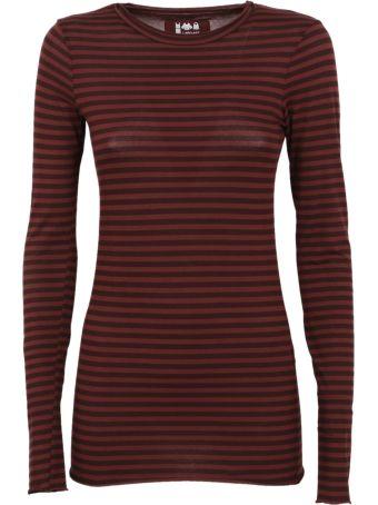 Labo.Art Labo Art Striped T-shirt