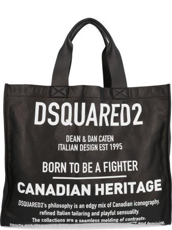 Dsquared2 'canadia Heritage' Bag