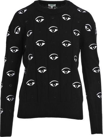 Kenzo Knitwear Eyes