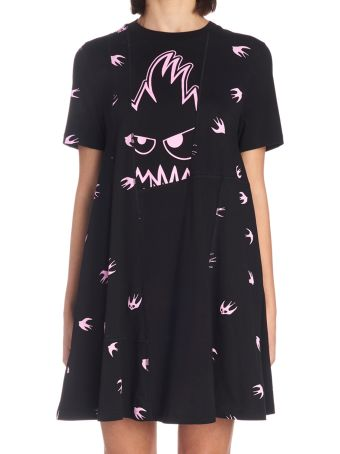 McQ Alexander McQueen 'swallow Monster' Dress